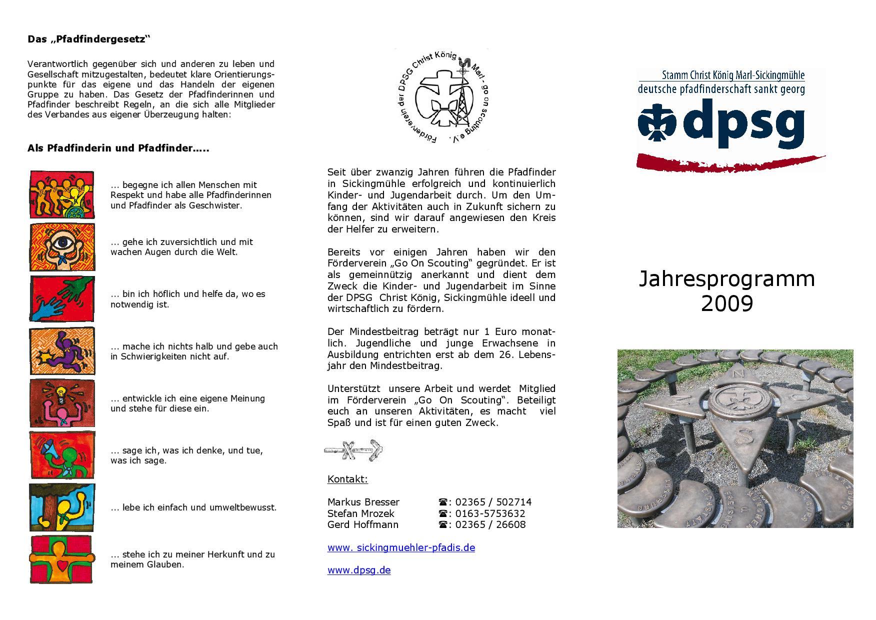 Flyer  2009 Seite 1-001